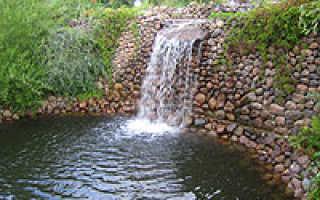 Искусственный пруд на даче: необходимое оборудование