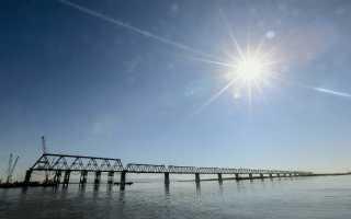 Китай завершит строительство своей части моста через Амур в Еврейскую автономную область России в этом году