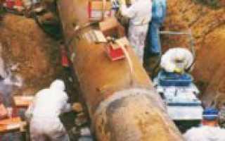 Какие материалы используют для ремонта нефтегазовых трубопроводов?