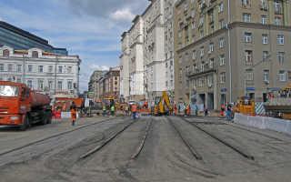 В Москве будут построены остановки для скоростных трамваев