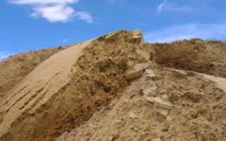 Как выбрать песок для строительно-ремонтных работ?